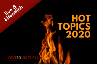 DIVI20 VIRTUELL Hot Topics